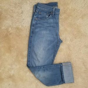 Women's Seven for All Mankind  Cropped Jeans
